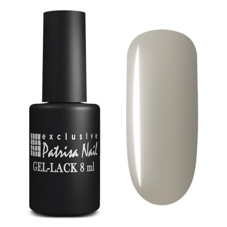 Купить PATRISA NAIL 170 гель-лак для ногтей, припыленные оттенки / Axios Gel 8 мл, Серые