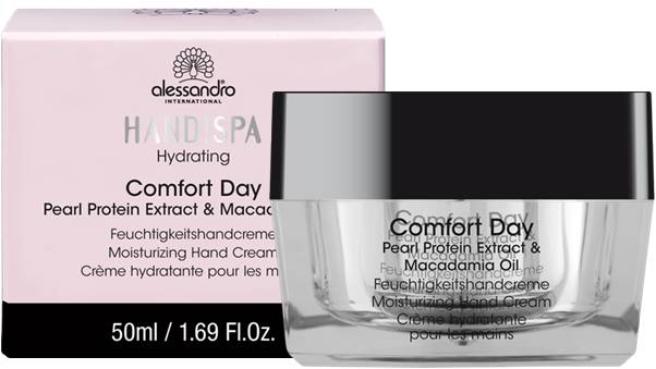 ALESSANDRO ���� ����������� ��� ��� / Hidrating Comfort Day HAND!SPA 50��