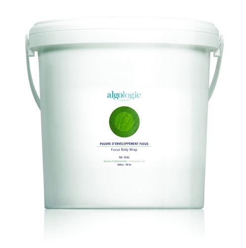 ALGOLOGIE Пудра из фукуса для обертывания 5 кг