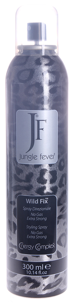 JUNGLE FEVER Лак для волос без газа / Wild Fix STYLING&FINISHING 300мл