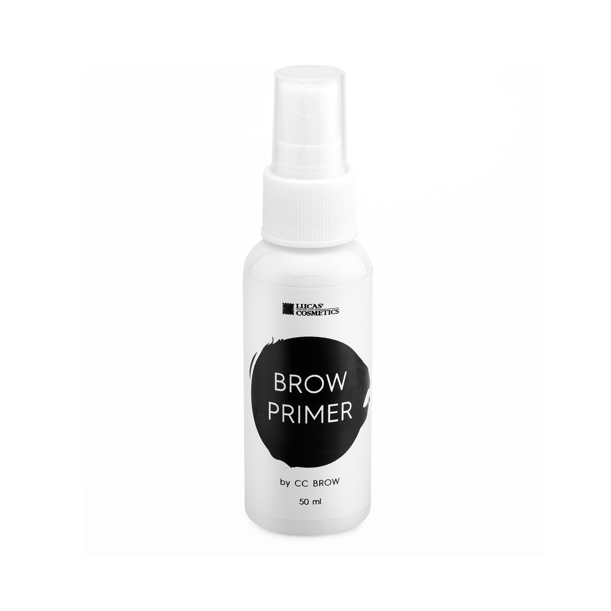 LUCAS' COSMETICS Обезжириватель для бровей / Brow Primer, 50 мл