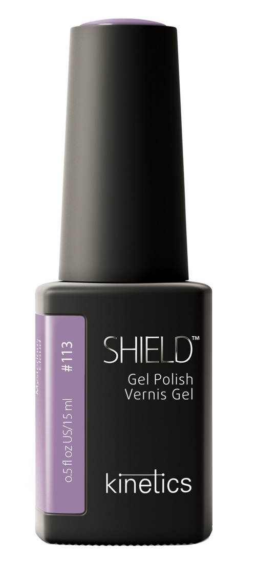 Купить KINETICS 113N гель-лак для ногтей / SHIELD 15 мл, Фиолетовые