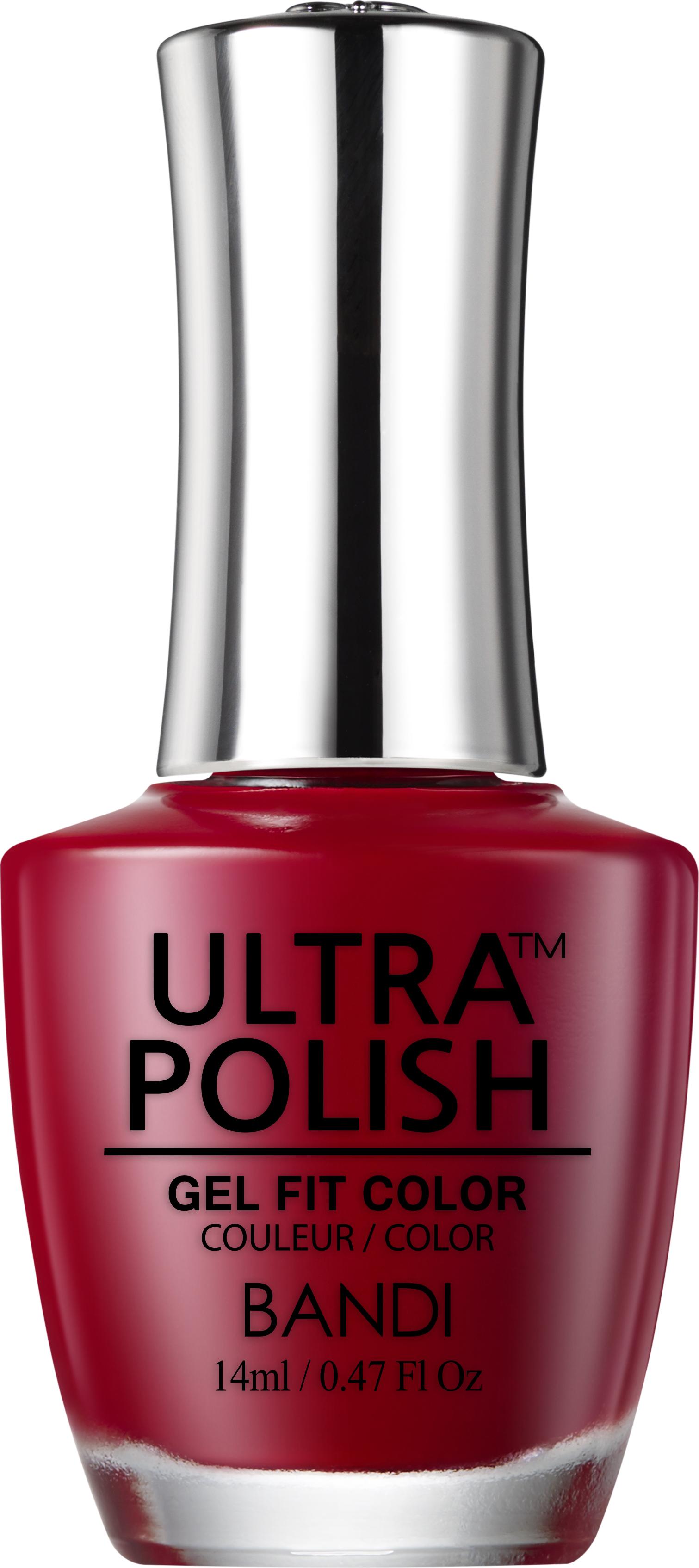BANDI UP508 ультра-покрытие долговременное цветное для ногтей / ULTRA POLISH GEL FIT COLOR 14 мл