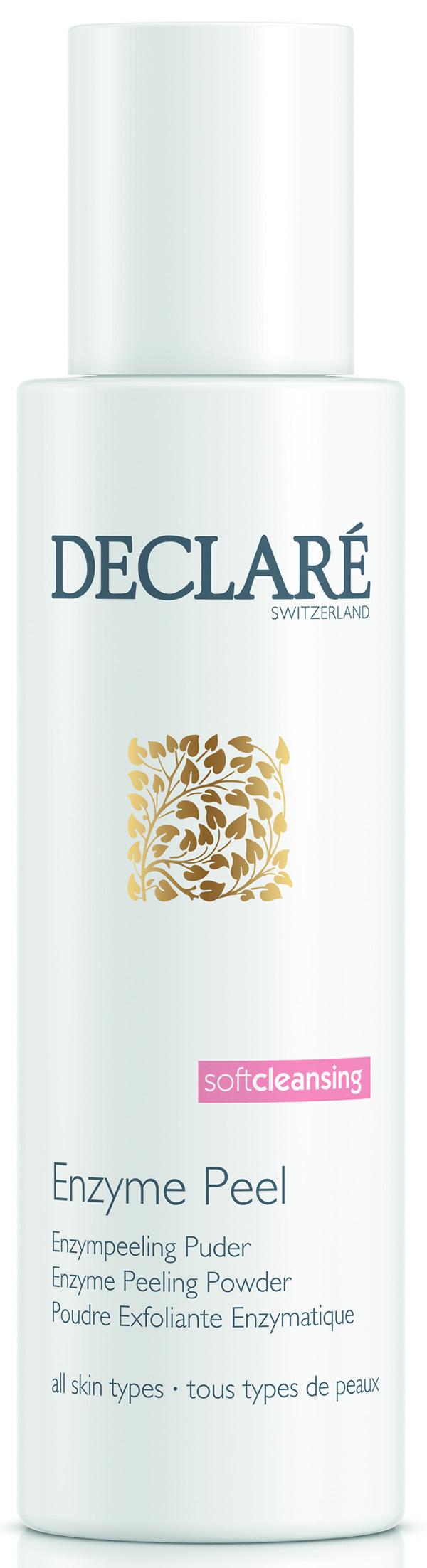 DECLARE Пилинг мягкий энзимный для лица / Enzyme Peel 50 г абрикосовые косточки в пензе
