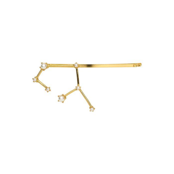 KELA Украшение для волос созвездие стрелец золото / Sagittarius Hair Pin Gold
