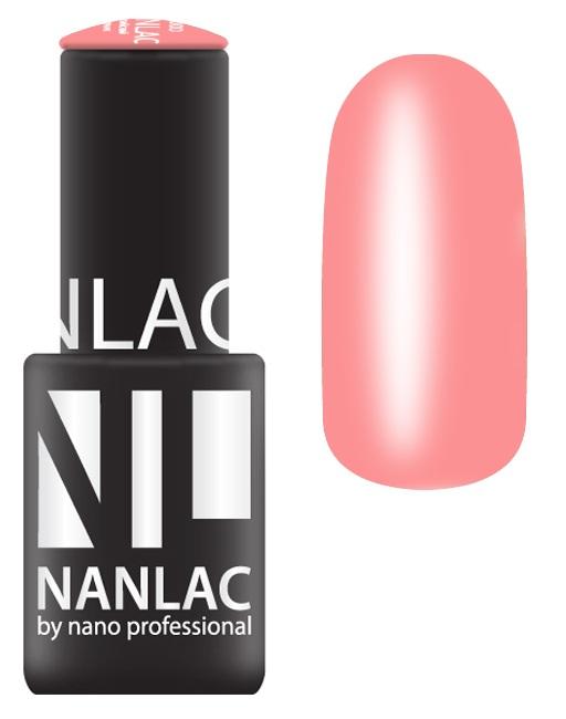 NANO PROFESSIONAL 2106 гель-лак для ногтей, Вавилонская Семирамида / NANLAC 6 мл