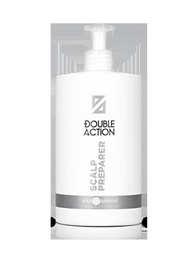 HAIR COMPANY Средство подготовительное для кожи головы / Double Action SCALP PREPARER 500мл