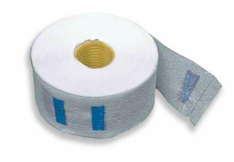 ЧИСТОВЬЕ Воротнички бумажные перфорированные 5*100 шт/упВоротнички<br>Воротнички бумажные перфорированные Стандарт 5х100 шт.<br>