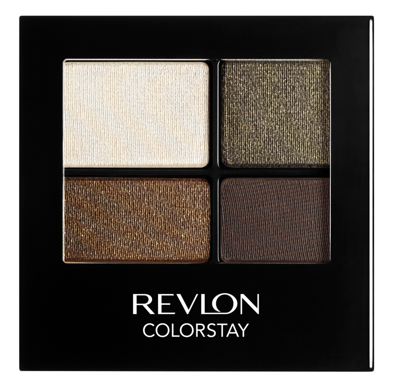 REVLON Тени четырехцветные для век 515 / Colorstay Eye 16 Hour Eye Shadow Quad Adventurous - Тени