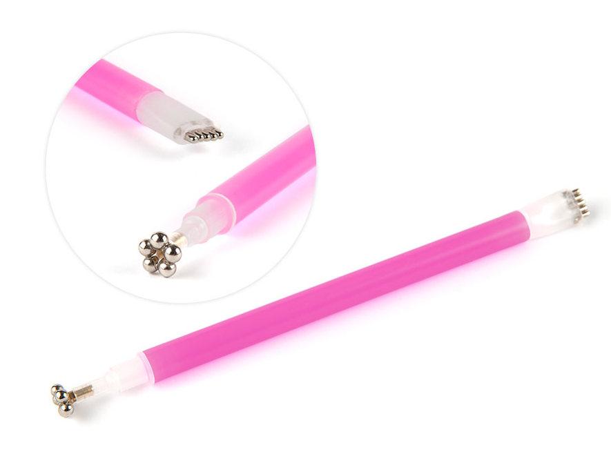 Купить TNL PROFESSIONAL Ручка магнитная двухсторонняя для гель-лака / Magic