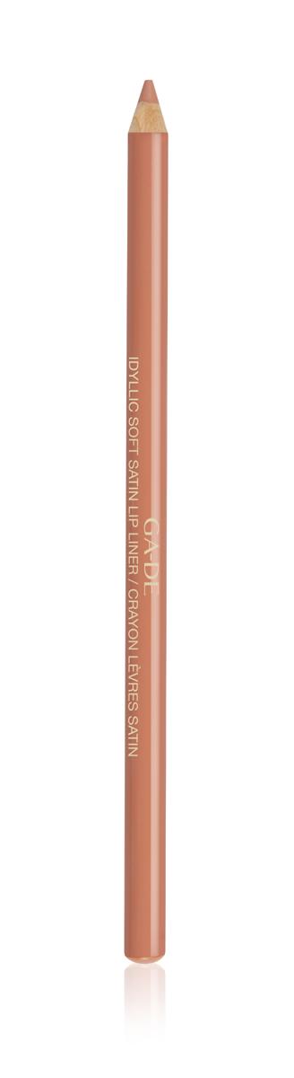 GA-DE Карандаш для губ контурный № 50 / IDYLLIC SOFT SATIN 1,2 г -  Карандаши