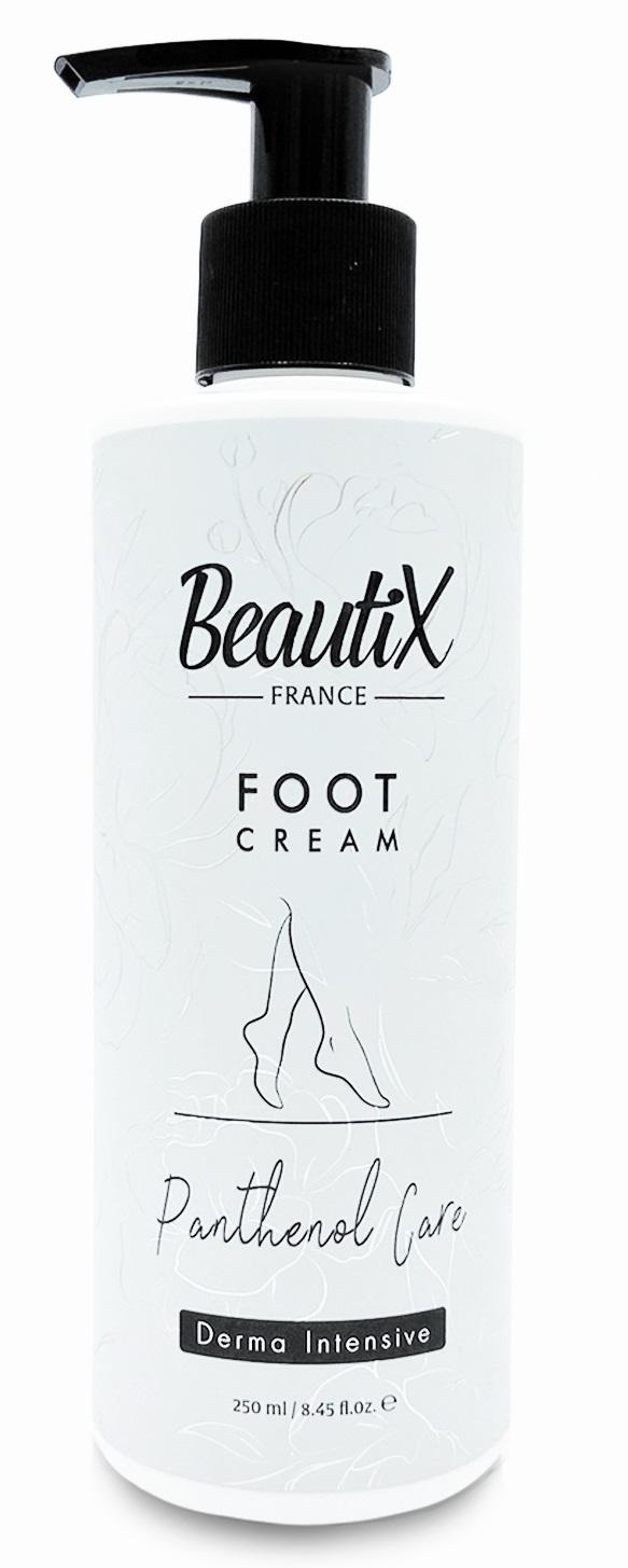 BEAUTIX Крем для ног с пантенолом 250 мл