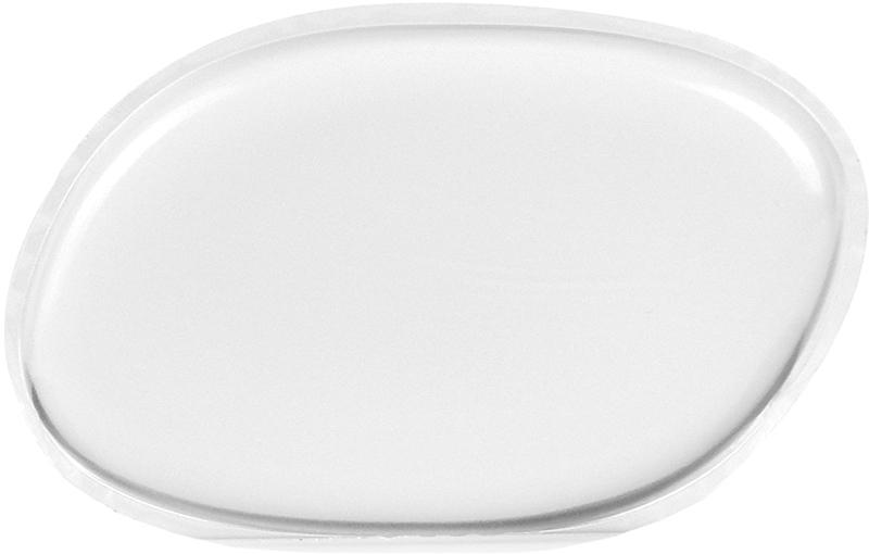 DEWAL BEAUTY Спонж макияжный трапеция, цвет прозрачный 1 шт