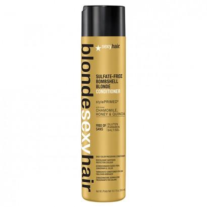 SEXY HAIR Кондиционер без сульфатов для сохранения цвета / BLSH Bombshell Blonde Conditioner 300 мл