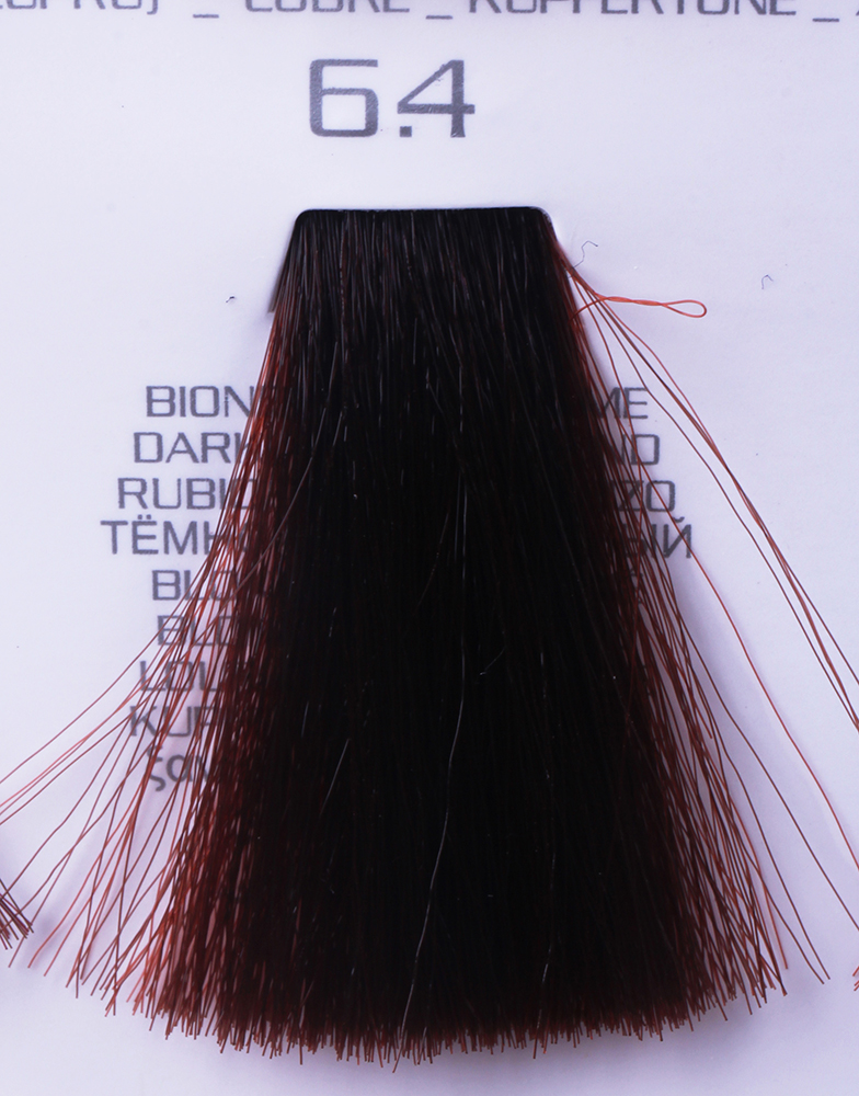 HAIR COMPANY 6.4 ������ ��� ����� / HAIR LIGHT CREMA COLORANTE 100��