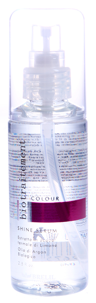 BRELIL ��������� ��� ���������� ����� / Colour Shine Serum BIO 75��