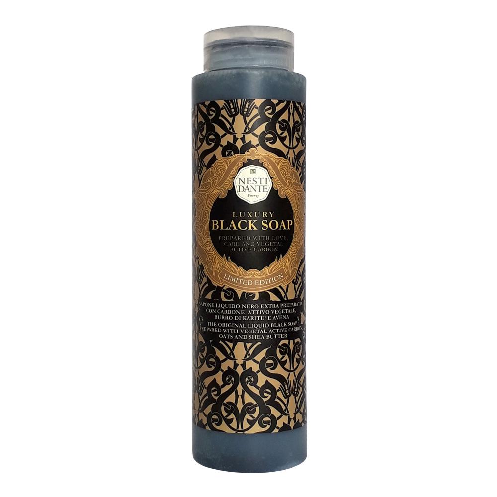 NESTI DANTE Гель для душа Роскошное чёрное / Luxury Black 300 мл  - Купить