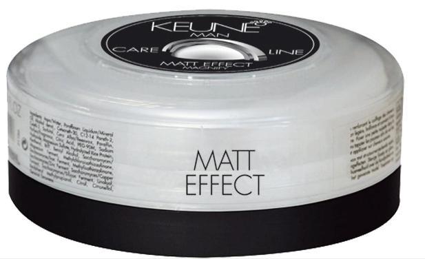 KEUNE Глина матирующий эффект Кэе Лайн Мен / CL MATT EFFECT 100мл keune кондиционер спрей 2 фазный для кудрявых волос кэе лайн cl control 2 phase spray 400мл