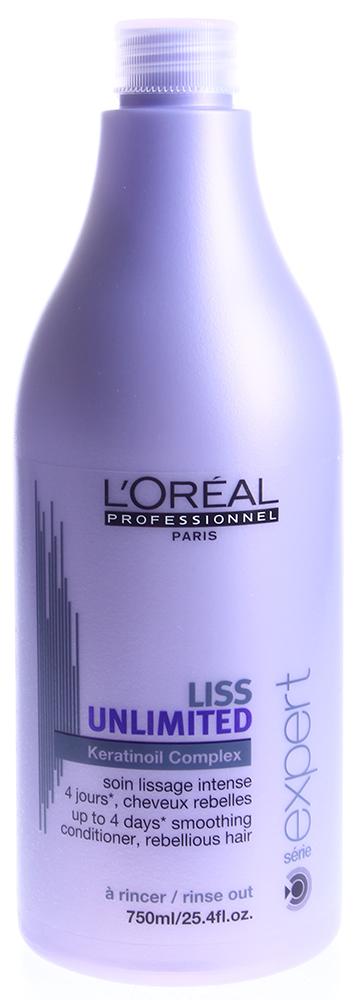 LOREAL PROFESSIONNEL Уход смываемый для непослушных волос / ЛИСС АНЛИМИТЕД 750мл