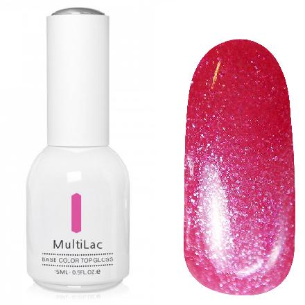 RuNail 2607 гель-лак для ногтей / MultiLac 15 мл