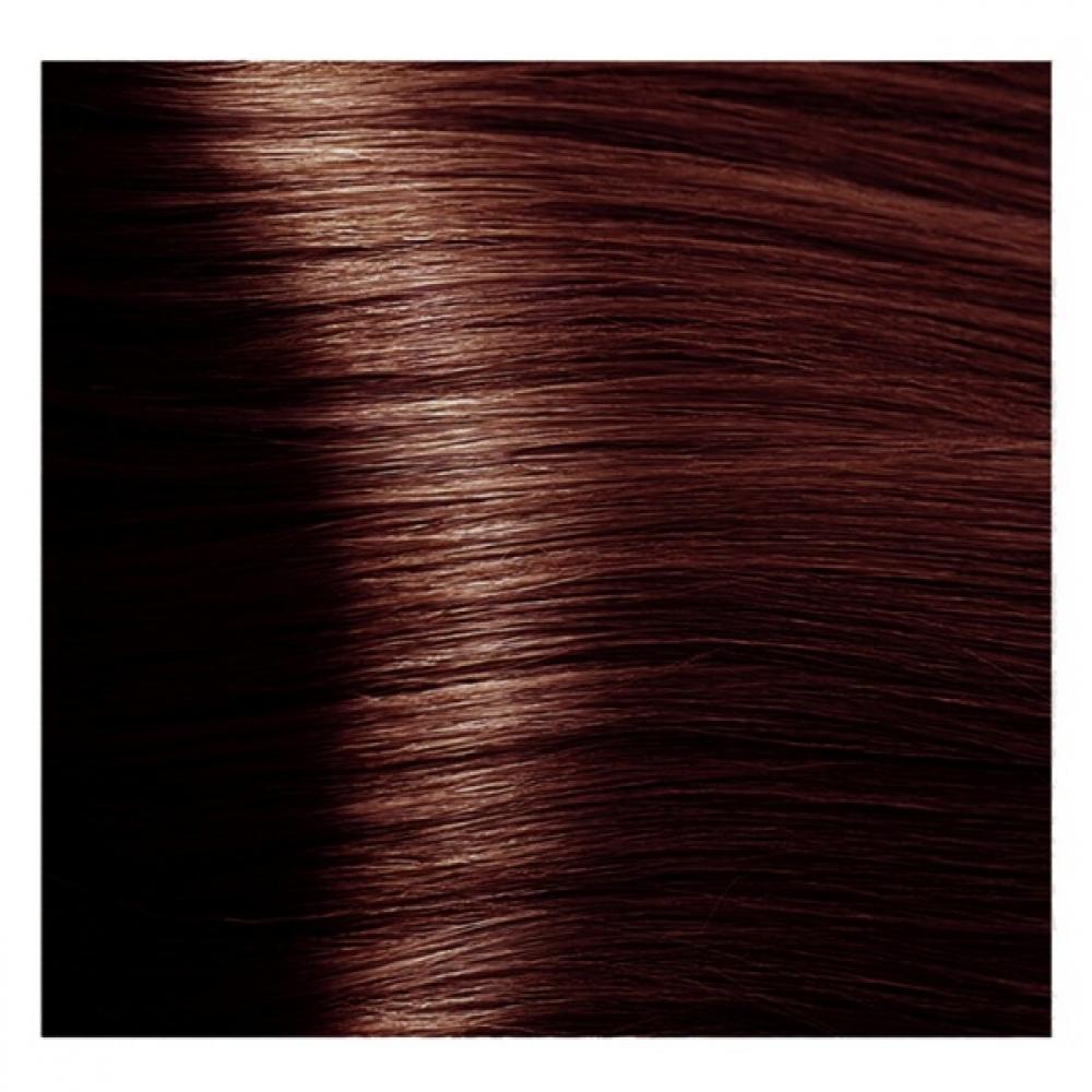 Купить KAPOUS NA 5.43 краска для волос, светло-коричневый медно-золотой / Magic Keratin 100 мл
