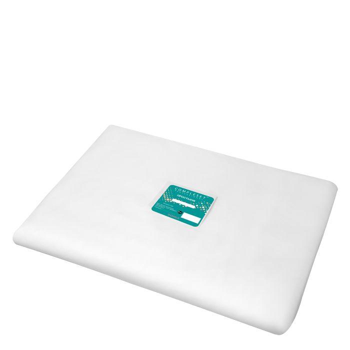 Купить DOMIX Простыня в сложении SMS 15 160*200 см белая Эконом 20 шт/уп