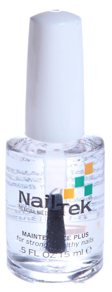 NAIL TEK Средство для ухода за здоровыми ногтями / Maintenance Plus I 15мл