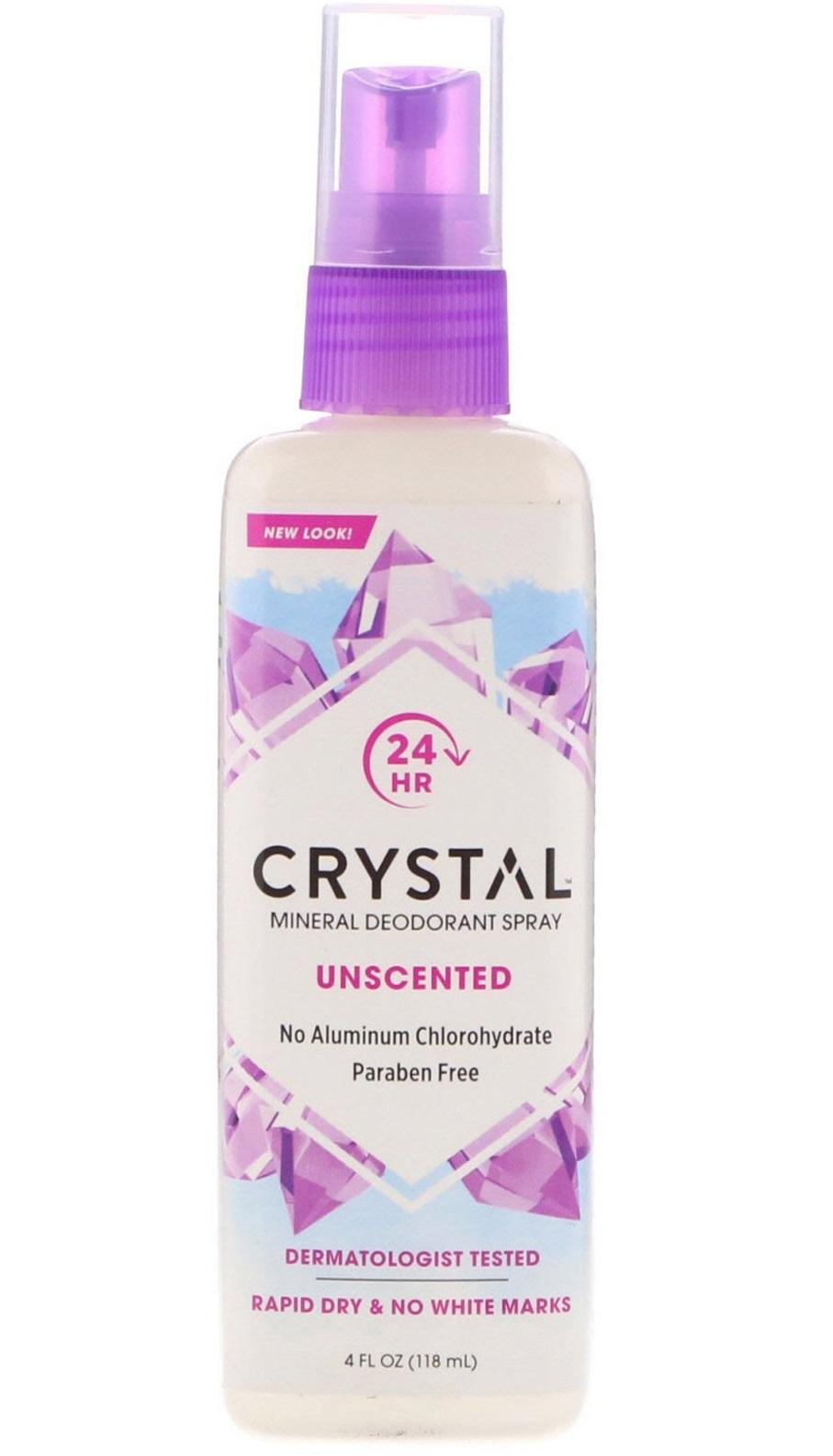 CRYSTAL Дезoдорант-спрей для тела / Crystal body Sprey 118 мл фото