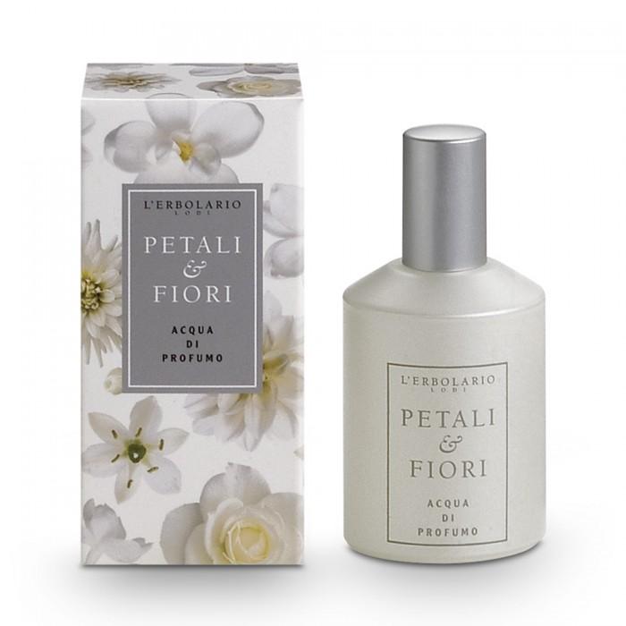 LERBOLARIO Вода парфюмированная Лепестки и цветы 50мл