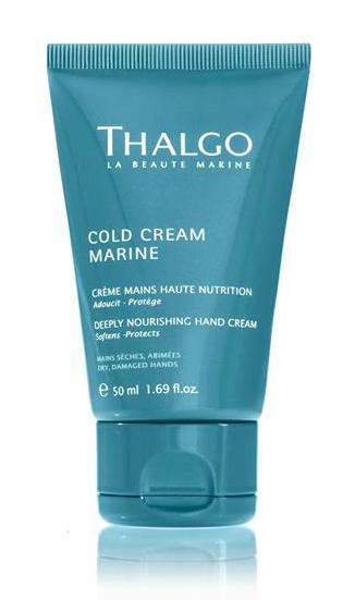 THALGO Крем восстанавливающий насыщенный для рук / COLD CREAM MARINE, 75 мл