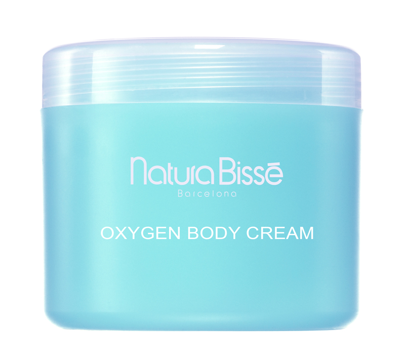 NATURA BISSE ���� �������������� ��� ���� / Body Cream OXYGEN 500��