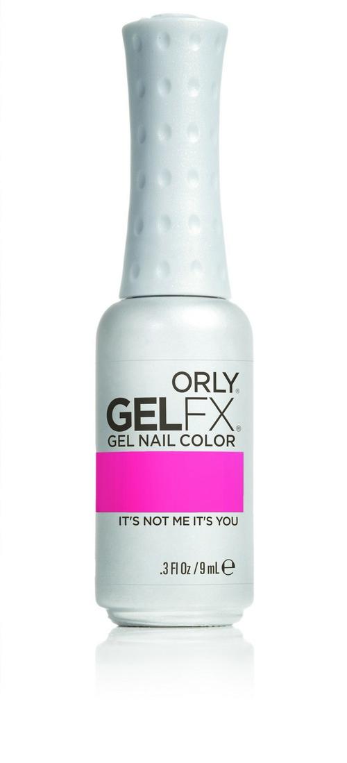 ORLY Гель-лак 642 It's Not Me It's You / GEL FX 9млГель-лаки<br>Цветные покрытия гель-лака GELFX – это широкая палитра, разнообразие цветов, яркие чистые оттенки. Гель-маникюр GELFX обеспечивает ногтям идеальное покрытие, дополнительное питание и уход. Он просто наносится, легко и безопасно снимается. Состав: Di-HEMA триметилгексил дикарбомат, HEMA, гидроксипропил метакрилат, полиэтилен гликоль 400 диметакрилат, этилацетат, бутилацетат, изопропил, триметилбензоил дифенилфосфин оксид, гидроксициклогексил фенил кетон. Способ применения: нанесите два тонких слоя выбранного цветного покрытия GELFX Nail Lacquer, запечатайте торец и полимеризуете каждый слой в лампе LED 480 FX в течение 30 секунд. Идеальный гель-маникюр возможен только при условии использования всех препаратов и аксессуаров системы GELFX от ORLY.<br><br>Цвет: Розовые<br>Пол: Женский<br>Класс косметики: Универсальная<br>Виды лака: Глянцевые
