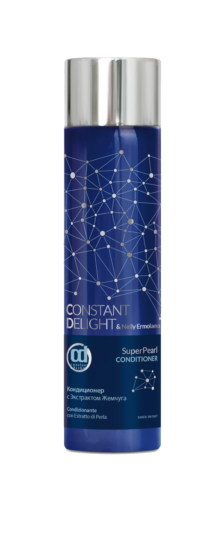 CONSTANT DELIGHT Кондиционер с экстрактом жемчуга / Super Pearl CD & Nelly Ermolaeva 250 мл