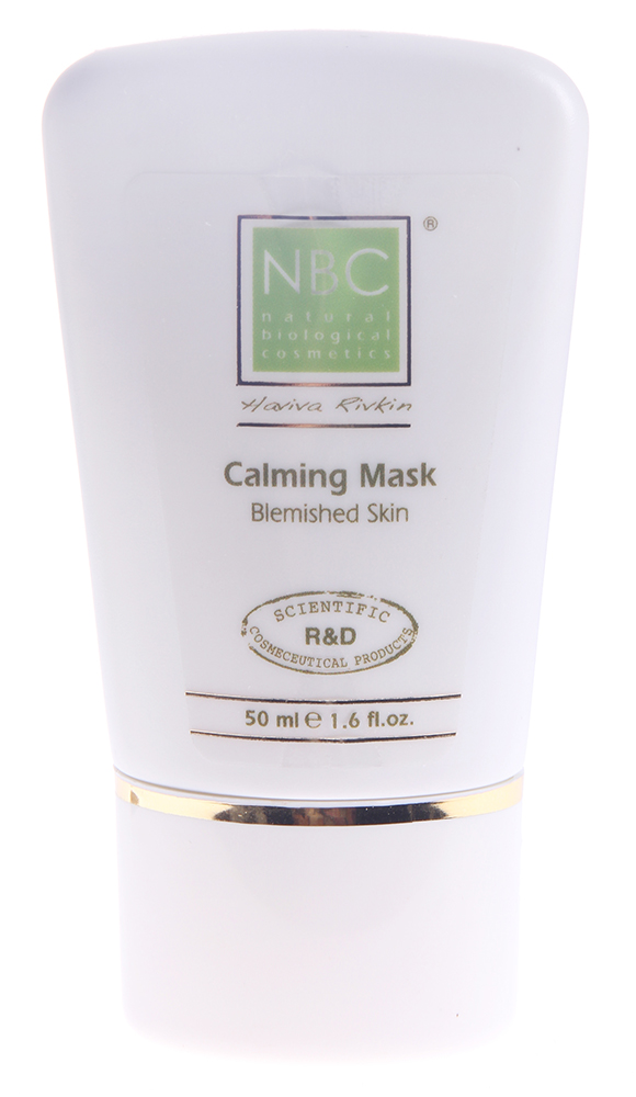 NBC Haviva Rivkin ����� ������������� ��� ���������� ���� / Calminq Mask Blemished Skin 50��
