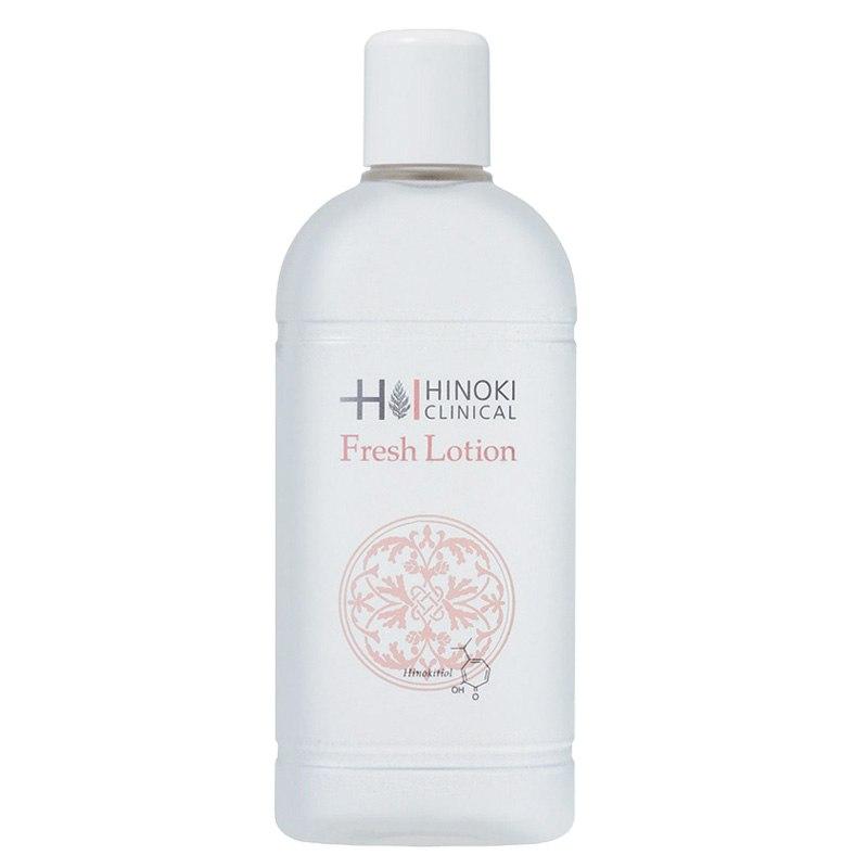 HINOKI CLINICAL Лосьон регулирующий с освежающим эффектом для лица / Fresh lotion 280 мл -  Лосьоны