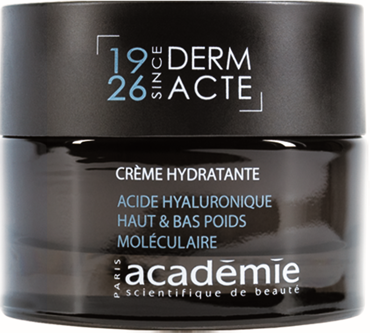 ACADEMIE Крем увлажняющий с гиалуроновой кислотой / DERM ACTE 50млКремы<br>Крем для максимального увлажнения обезвоженной кожи любого типа. Способствует созданию  депо влаги  в коже. Наполняет кожу, разглаживает мелкие морщины, избавляет от стянутости и шелушения. Успокаивает и балансирует. Особенно рекомендован для кожи после избыточной инсоляции, стрессов и в периоды межсезонья. Результат: Увлажненная, свежая, наполненная кожа. Активные ингредиенты: гиалуроновая кислота высокой молекулярной массы 0.4%; гиалуроновая кислота низкой молекулярной массы 0.4%; осмопротектный увлажнитель 3%; масло ши 1%; масло макадамии 1%; растительные керамиды направленного действия: 3%. Способ применения:&amp;nbsp;крем рекомендуется использовать 1-2 раза в день. Нанести крем на очищенную и тонизированную кожу и впитать мягкими массажными движениями.<br><br>Вид средства для лица: Увлажняющий<br>Типы кожи: Сухая и обезвоженная<br>Назначение: Морщины