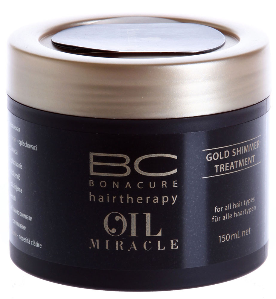 """SCHWARZKOPF PROFESSIONAL ����� """"������� ������"""" � ��������� ������ / BC OIL MIRACLE 150��"""