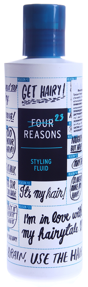 KC PROFESSIONAL ���� �������������������� ��� ������� ����� / Styling Fluid FOUR REASONS 250��