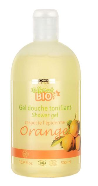 """KOSMOTEROS PROFESSIONNEL Гель для душа с апельсином """"Orange"""" / Follemente Bio 500 мл от Галерея Косметики"""