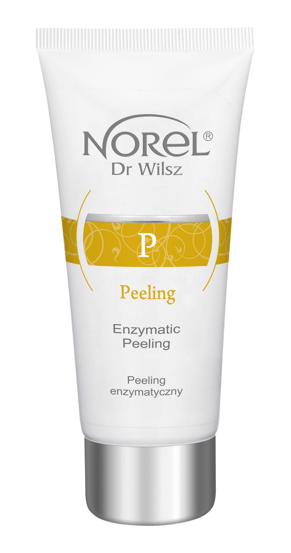 NOREL Dr. Wilsz Пилинг энзимный для лица / Enzymatic peeling 100 мл - Пилинги