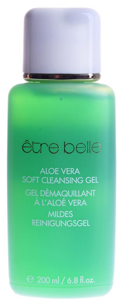 ETRE BELLE Гель очищающий с алоэ вера / Aloe Vera Soft Cleasing Gel 200 мл гели hlavin очищающий гель для жирной кожи