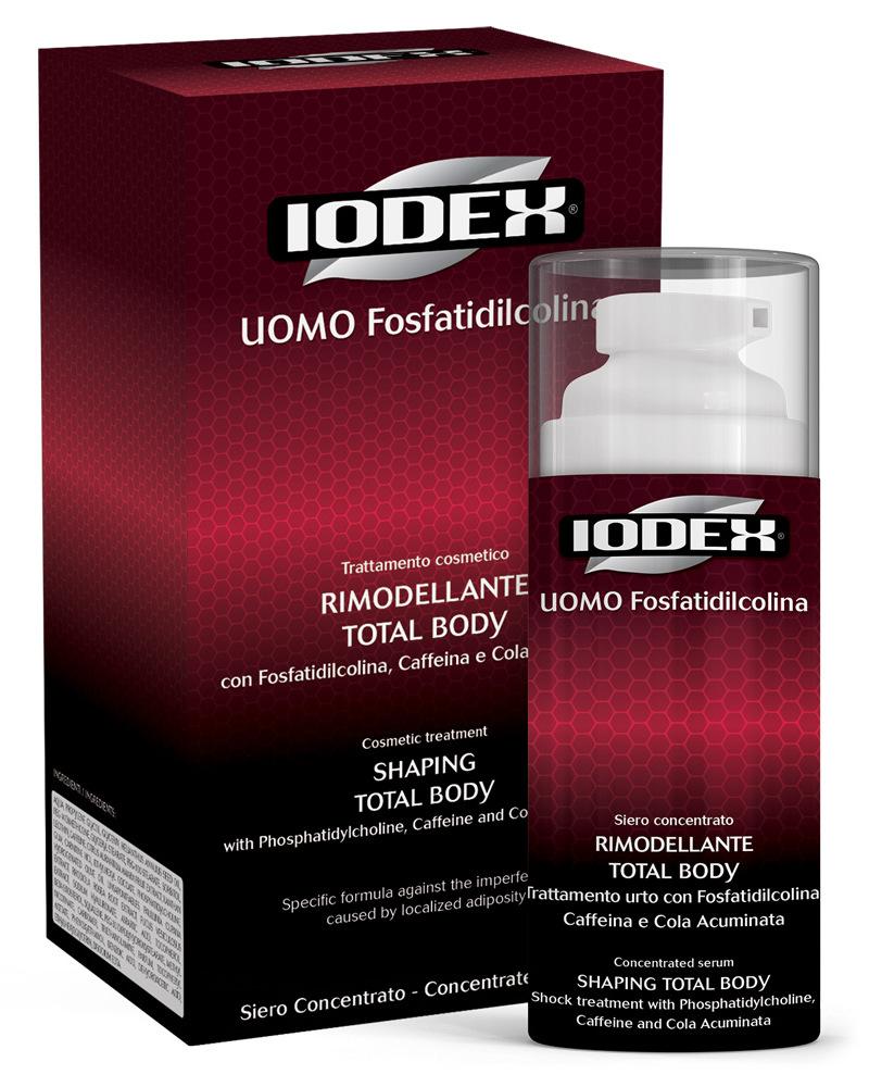 IODASE Сыворотка для тела, для мужчин / Uomo F Serum 100 мл - Сыворотки