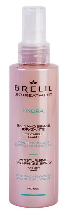 Купить BRELIL PROFESSIONAL Бальзам двухфазный увлажняющий для волос / BIOTREATMENT Hydra 150 мл
