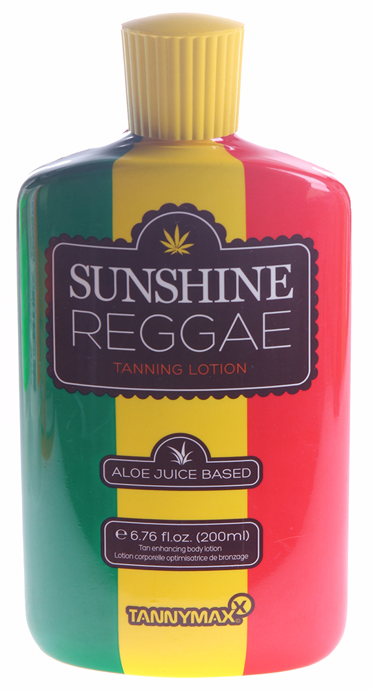 TANNYMAXX �������� ��� ���� / Sunshine Reggae Tanning Lotion 6-th SENSE 200��