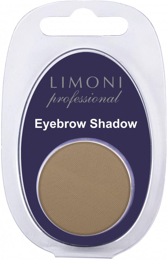 LIMONI Тени для бровей 02 / Еyebrow Shadow
