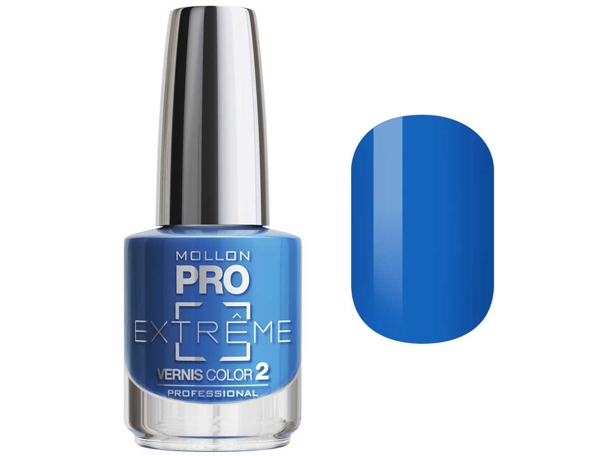 MOLLON PRO Покрытие для ногтей цветное / Extreme Vernis Color  23 10мл