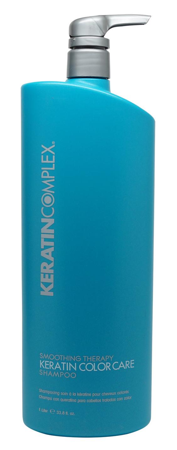 KERATIN COMPLEX Шампунь с кератином для окрашенных волос 1000 мл