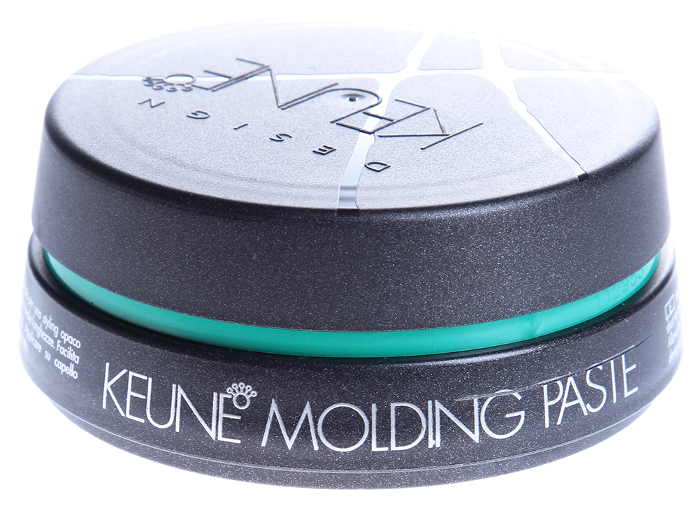 KEUNE Глина моделирующая / MOLDING PASTE 30млГлины<br>Стайлинговое средство для создания современной небрежной прически. Придает волосам матовую текстуру, объем и движение. Легко наносится на волосы. Обладает сильной фиксацией. После стайлинга Моделирующая глина позволяет изменить прическу. Фактор фиксации 16. Применение: Возьмите небольшое количество на ладони рук и распределите по сухим волосам. При помощи Моделирующей глины можно выделять отдельные пряди волос.<br><br>Объем: 30<br>Вид средства для волос: Моделирующая