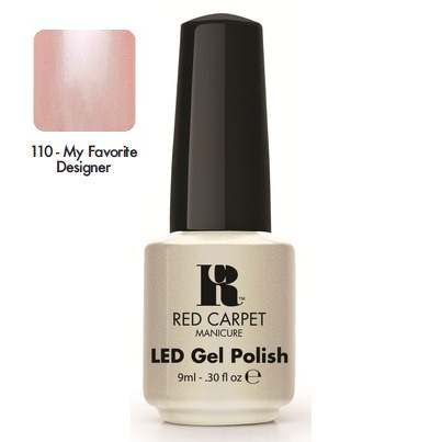 "RED CARPET 110 ����-��� ��� ������ ""My Favorite Designer"" / LED Gel Polish 9��~"