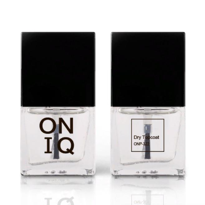 ONIQ Покрытие финишное для сушки лака 10 мл - Особые средства